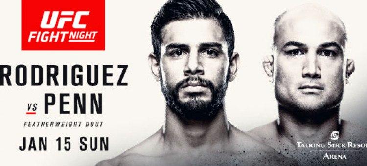 Медицинские отстранения после UFC Fight Night 103