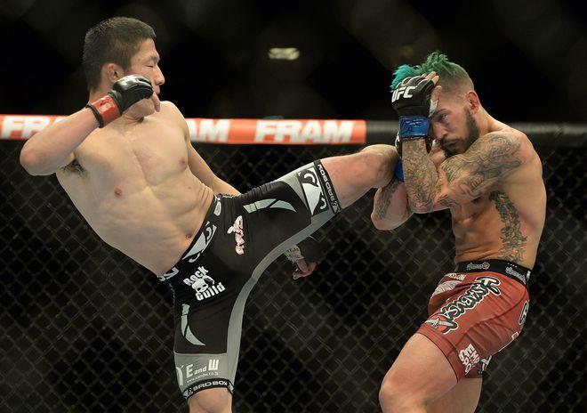 Экс-бойцы UFC выступят на шоу Rizin