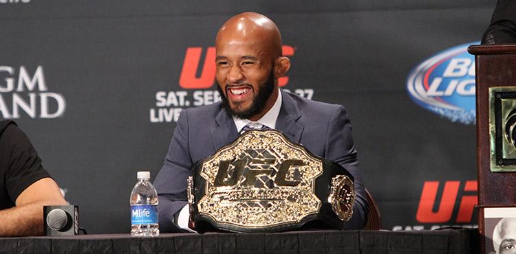 Деметриус Джонсон: «Да, я считаю себя лучшим бойцом вне весовых категорий»