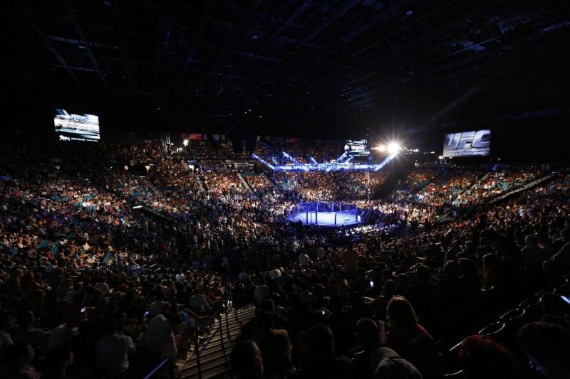 25 ключевых фигур в истории UFC