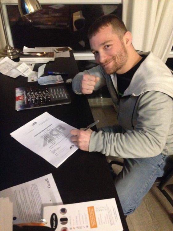 Зак Маковски подписан в ACB