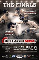 Bellator 122. 25 июля. США