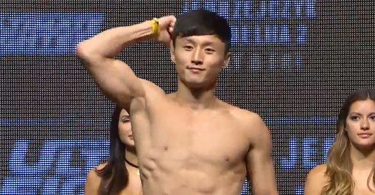 Бой Ду Хо Чой – Ренан Барао не состоится на UFC on FOX 24