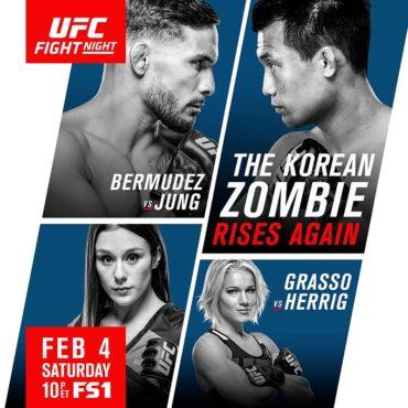 Бонусы по итогам UFC Fight Night 104