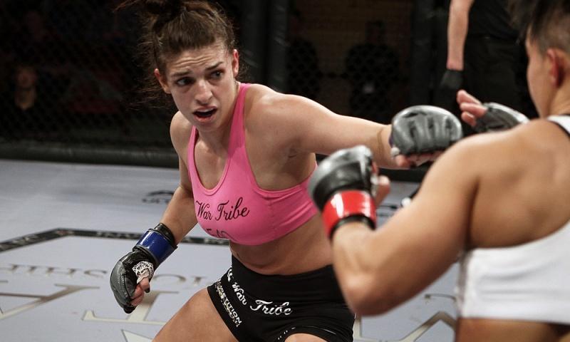 Маккензи Дерн обещает яркое выступление на UFC 224