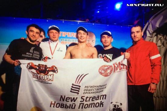 Александр Шлеменко: Уверен, что Исмагулов должен победить
