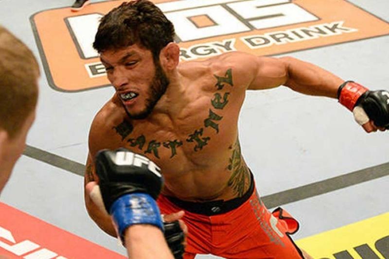 Дэнни Мартинез подписан в Fight Nights Global