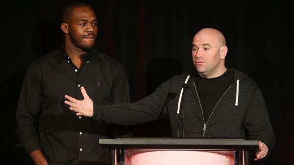 Дана Уайт: «Я не разговаривал с Джонсом после UFC 200»
