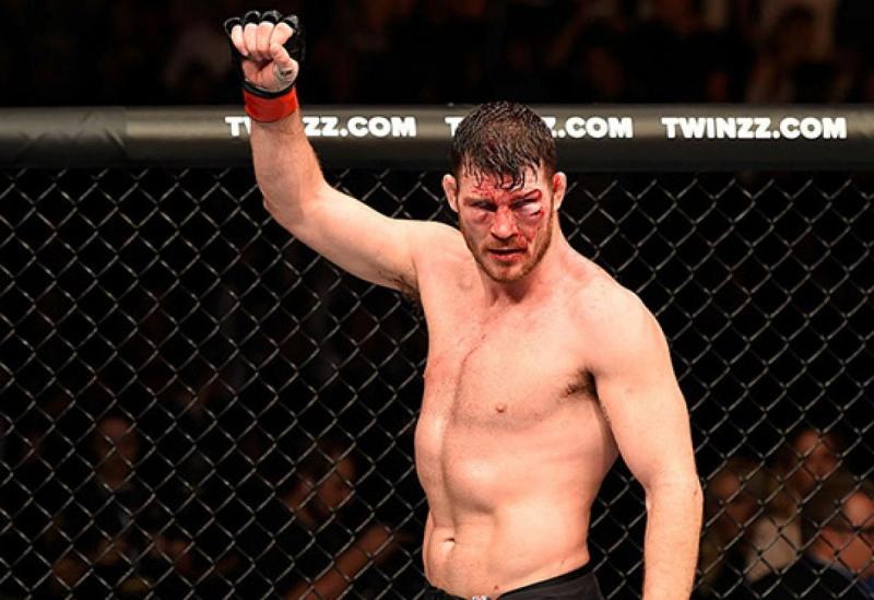 UFC будет скучать по Майклу Биспингу