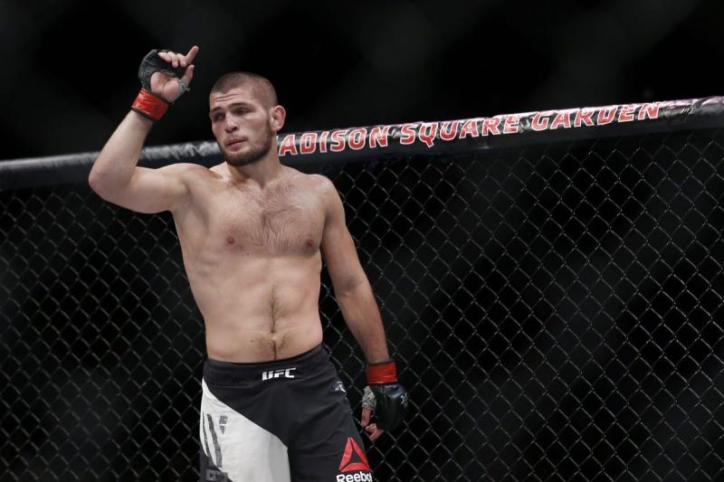 Хабиб Нурмагомедов о UFC 216: «Поставил бы 60 на 40 в пользу Фергюсона»