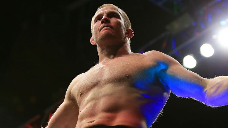 Миша Циркунов: «Полутяжелый вес – самый жесткий дивизион UFC»