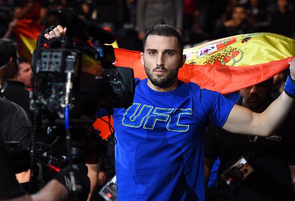 Энрике Марин отчислен из UFC после поражения от Сэйджа Норткатта