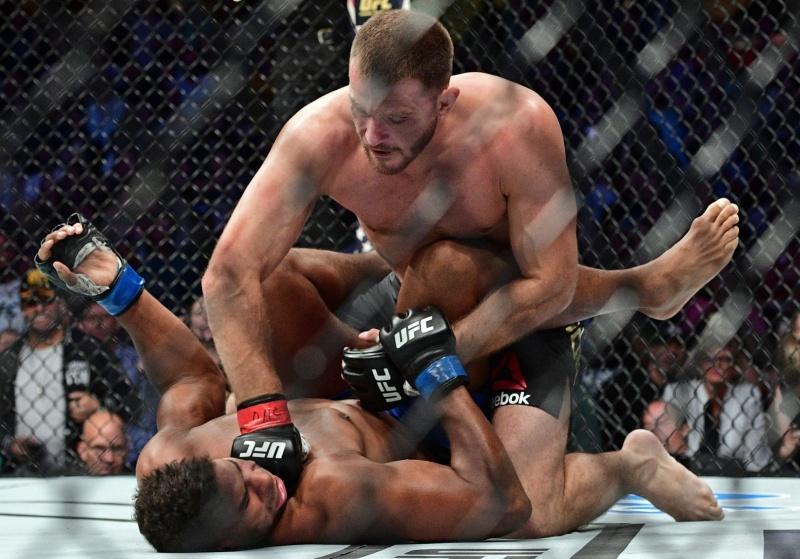 Топ-7 боев Стипе Миочича на пути к UFC 226