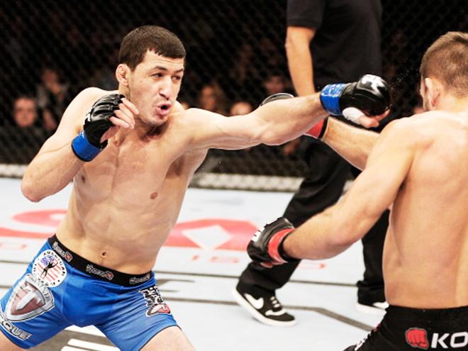 Контракт Рашида Магомедова с UFC закончился