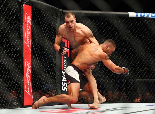 Медицинские отстранения после UFC Fight Night 104