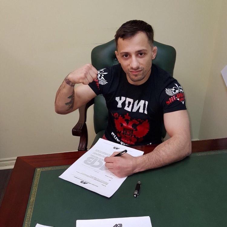 Йони Щербатов подписан в ACB