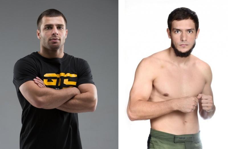 Армен Гулян против Артема Колосова на GTC — 01