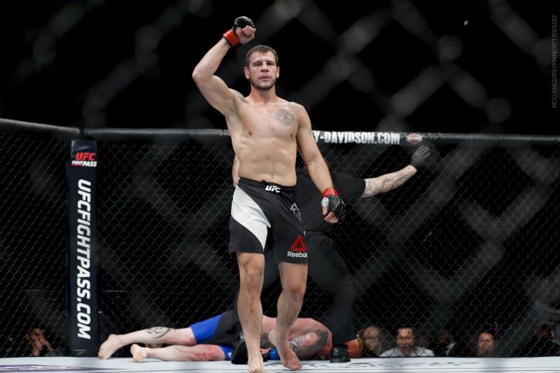 Бойцы на взлете: UFC Moscow