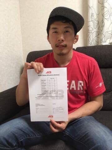 Такея Мицугаки подписан в ACB