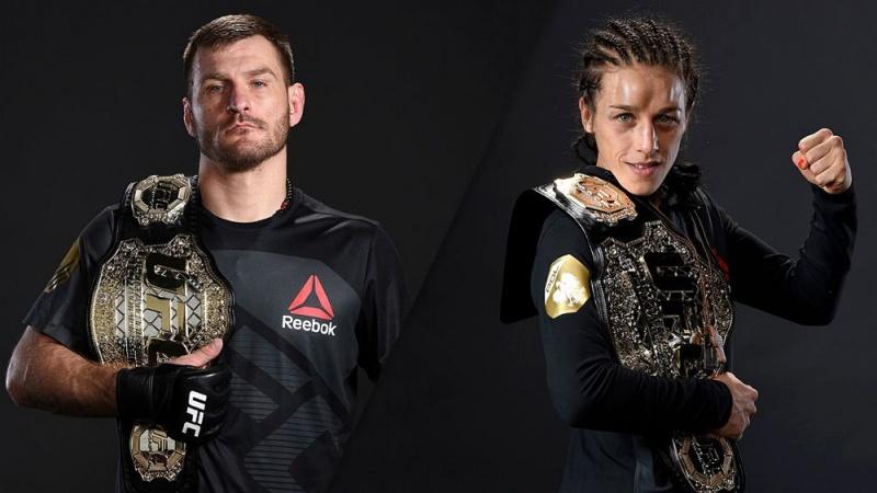Кто станет следующей звездой UFC?