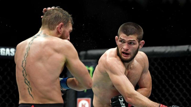 UFC 229 в цифрах