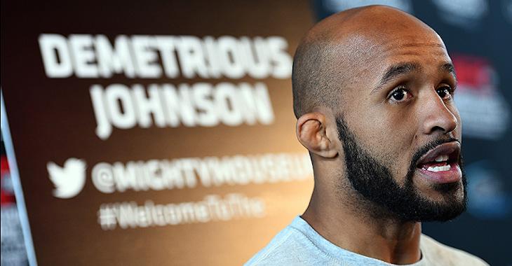 Заслуживает ли Деметриус Джонсон статус «Лучшего бойца всех времен»?