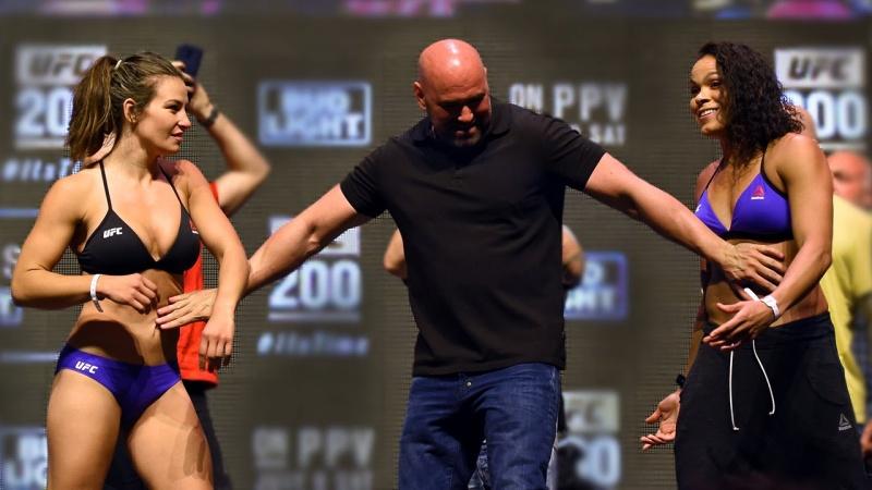 Миша Тейт считает, что бойцы UFC заслуживают достойных гонораров в контексте сделки с ESPN