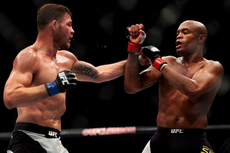 Топ 10 лондонских схваток UFC