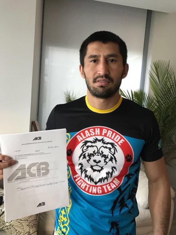 Арман Оспанов подписан в ACB
