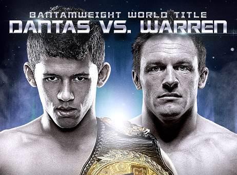 Эдуардо Дантас против Джо Уоррена 2 на Bellator 166, Пэт Каррен против Джона Тейшейры на Bellator 167