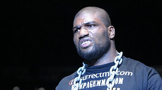 Куинтон Джексон не уверен, продолжится ли его карьера после боя с Кинг Мо