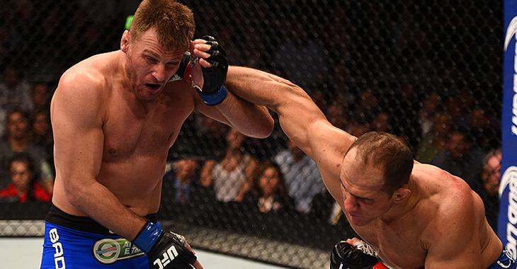 Стипе Миочич – Джуниор Дос Сантос 2 на UFC 211
