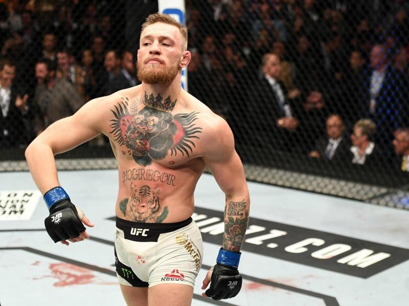 Конор Макгрегор: «Я — бог бокса»