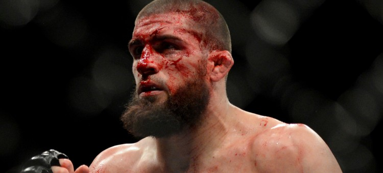 Бен Сондерс – Курт Макги на UFC Fight Night 103
