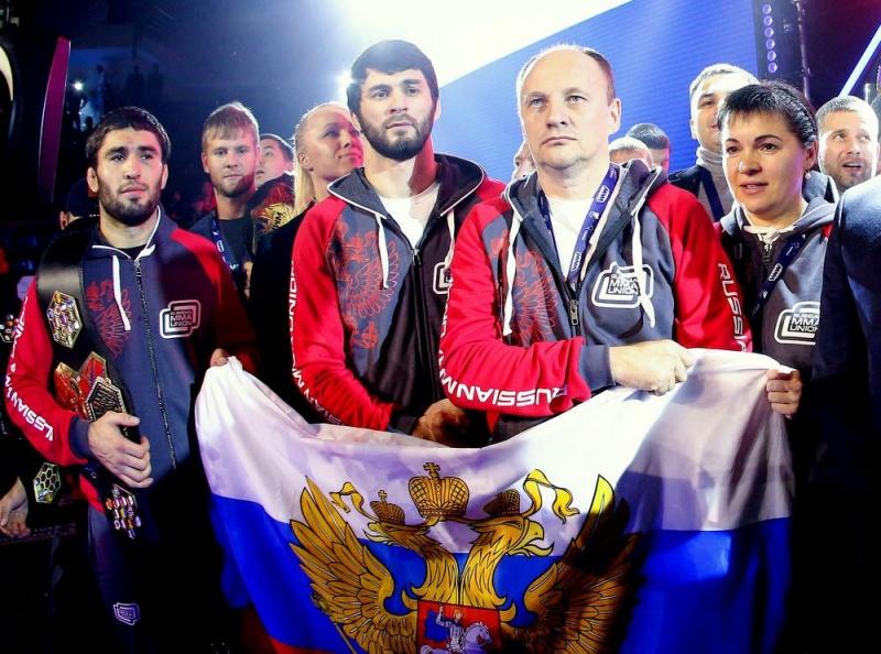 Геннадий Капшай: «На чемпионате мира российские бойцы показали не только мастерство, но и характер»