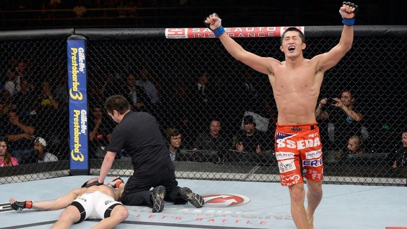 Дон Хьюн Ким: «В следующем бою хотел бы встретиться с Майей»