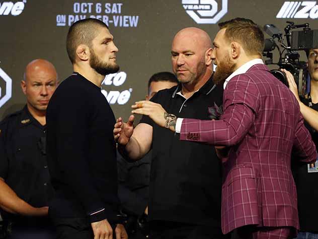 Ставки на бои UFC 2018 года – обзор фаворитов главных поединков