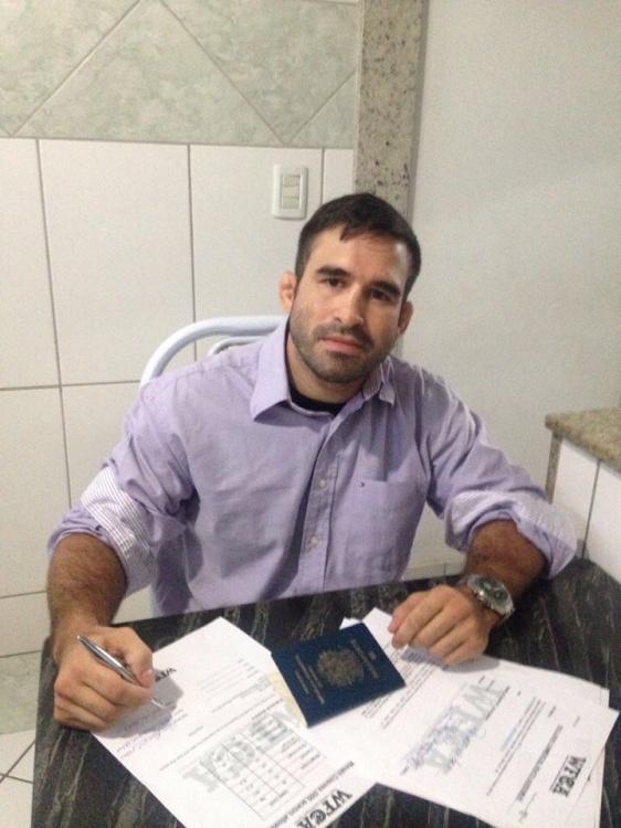Педро Нобре подписан в WFCA