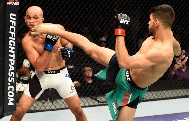 Яир Родригес о причинах конфликта с UFC