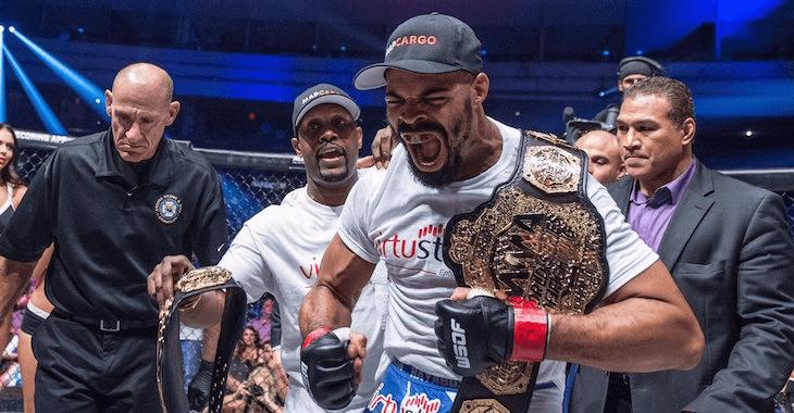 Дэвид Бранч — Кшиштоф Йотко на UFC 211
