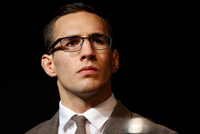 Рори Макдональд: «Руководство UFC облажалось, когда отпустили меня из промоушена»