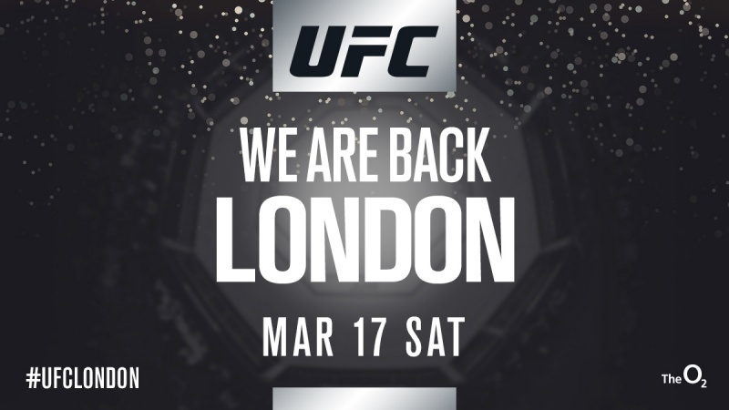 UFC London: 10 лет ММА в столице Англии