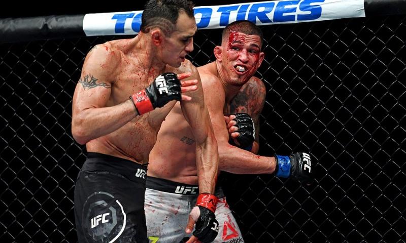 Рассказ о том, как UFC 229 помог Лас-Вегасу
