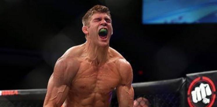 Пол Дейли против Дерек Андерсон 4 ноября на Bellator 163