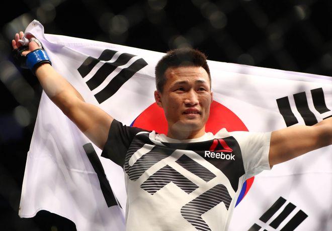 Чан Сунг Юнг: «Моя цель – стать чемпионом»