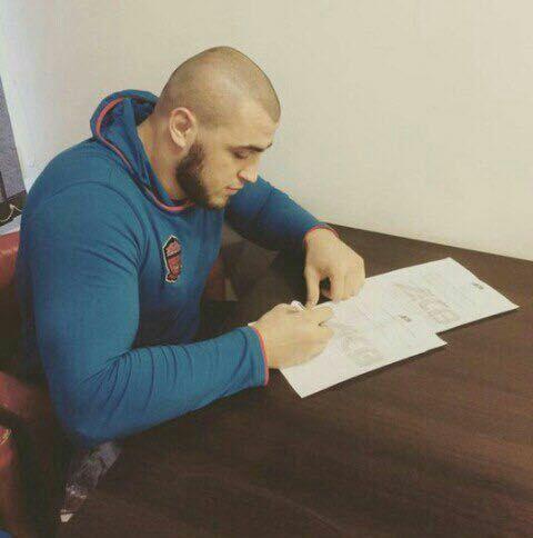 Исагаджиев подписан в ACB