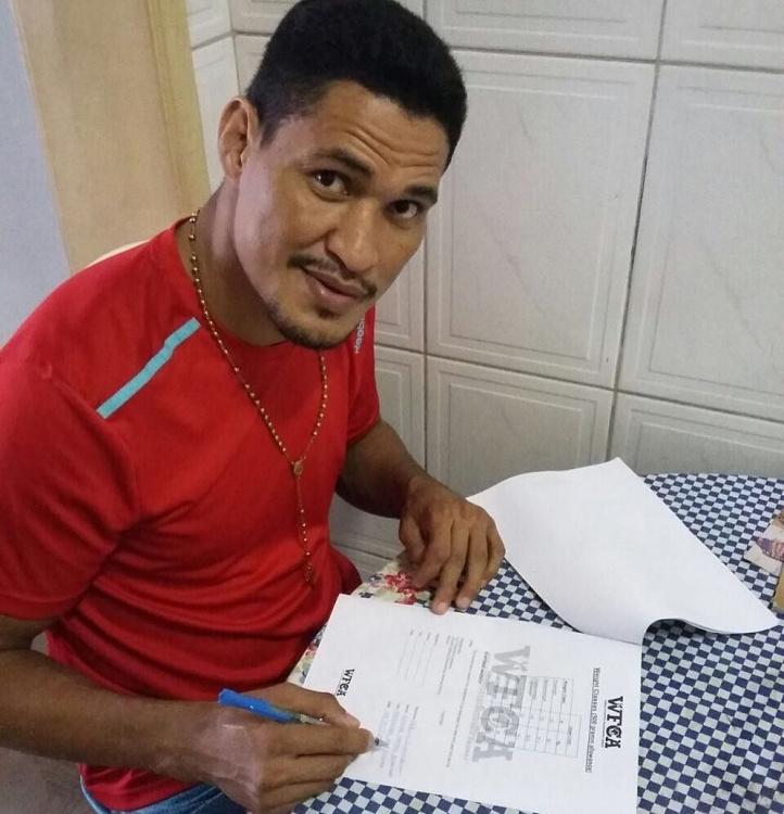 Ильдемар Алькантара подписан в WFCA