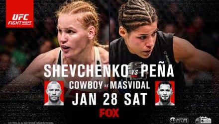 Медицинские отстранения после UFC on FOX 23