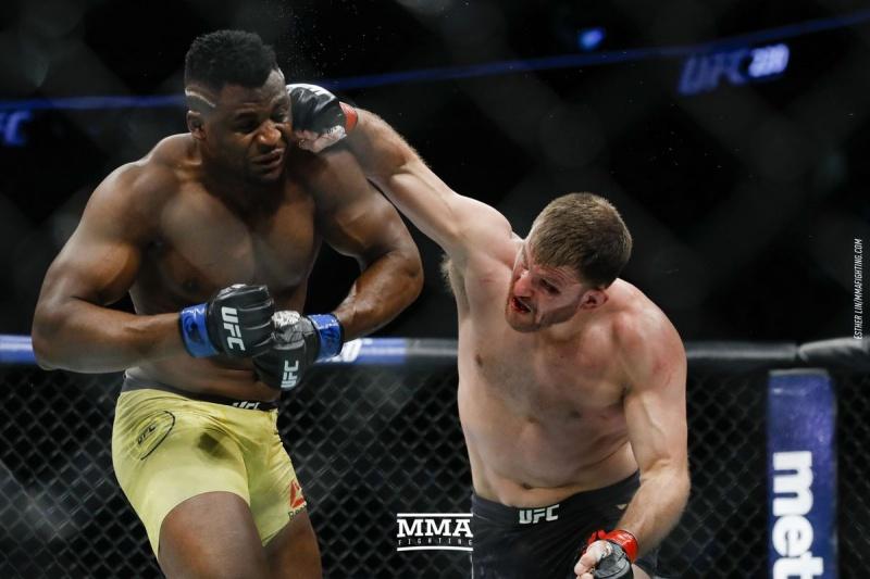 Чемпион UFC в тяжелом весе Стипе Миочич разрушает стереотипы