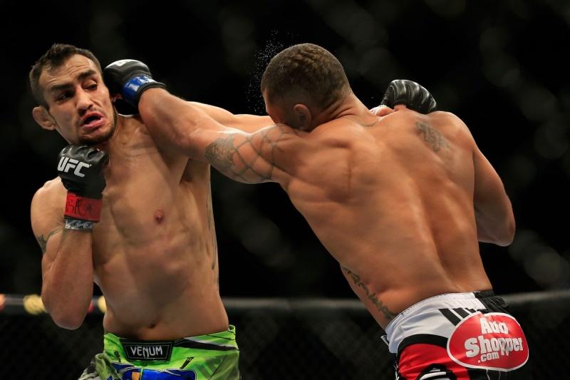 Топ-6 лучших выступлений Тони Фергюсона в UFC